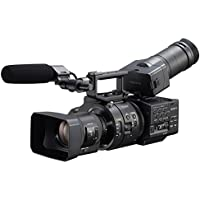 Sony NXCAM NEX-FS700RH - Camcorder - Ultra High Definition - 11.6 Mpix - 11 x optical zoom 18-200mm OSS lens - flash car