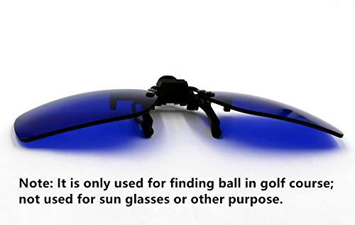 A99 Golf Ball Finder Lenses for Prescription Glasses - Only Used in Golf Course -