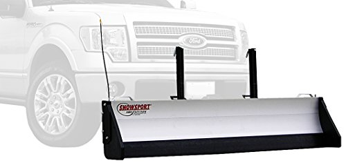 Ford Explorer Snow Plow - 1