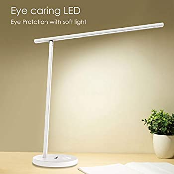Imigy Led Desk Lamp 6w 400lm Dimmable Office Lamp Slide