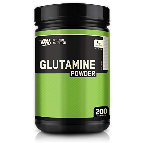 Optimum Nutrition L-Glutamine Muscle Recovery Powder, 1000 Grams
