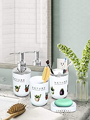 Story At Home Bathroom Accessories Set White 13 X 3 Cm Bs1110 Buy Online At Best Price In Uae Amazon Ae