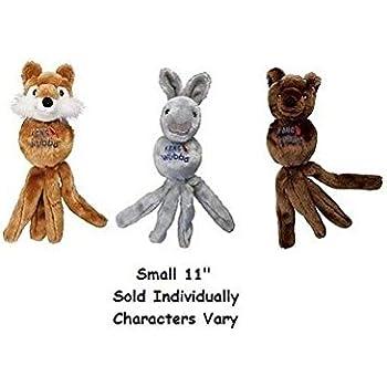 Pet Supplies : Pet Squeak Toys : KONG Wubba Friend Dog Toy