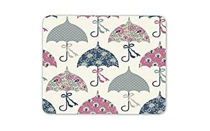 455852f55feb Amazon.com : Pretty Umbrellas Mouse Mat Pad - Umbrella Brolly Mum ...