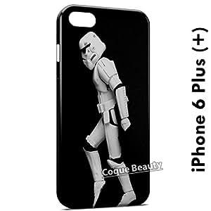 Carcasa Funda iPhone 6 Plus (iPhone 6+) Stormtrooper Protectora Case Cover