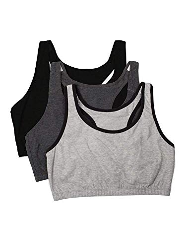 Fruit of the Loom womens Built-up Sports