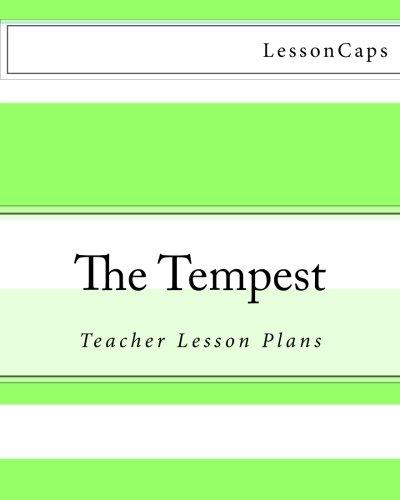 The Tempest: Teacher Lesson Plans
