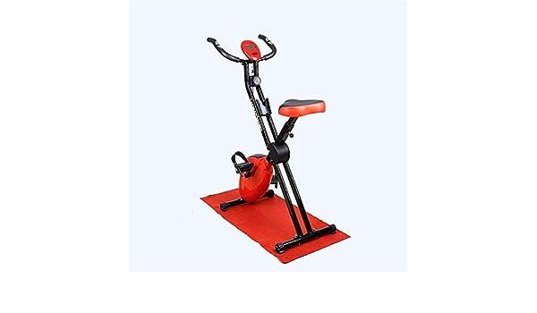 ChengBeautiful Bicicleta De Spinning Bicicleta Estática Fija con ...