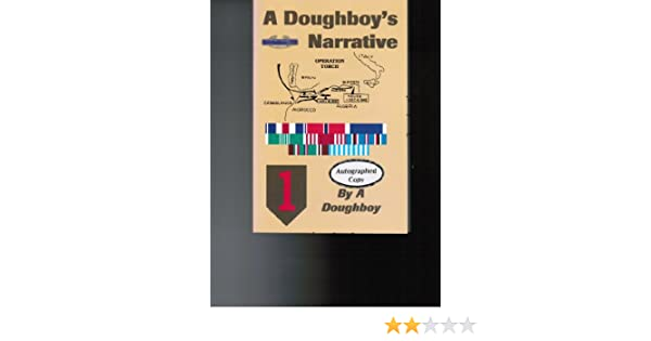 Amazon com: A Doughboy's Narrative: Com-Se Com-Sae (9780964733824