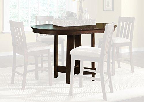 Liberty Furniture Urban Mission Pub Table (Set Upholstered Hutch)