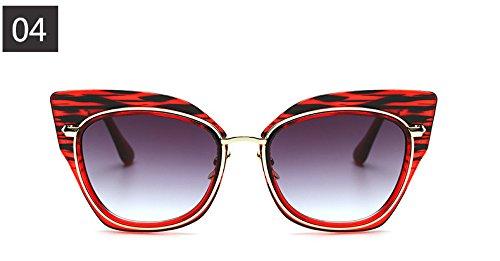 Sol Sunglasses Limotai Gafas Al Libre Beach De 02 Gato De Conducción De Shopping Ojo De Aire Retro Uv400 Mujeres Gafas Solnuevo Viajes De 4 Sol Gafas Visor gaWd8grqwx