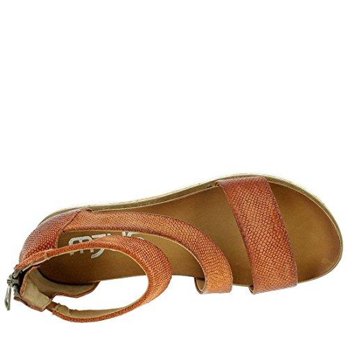 Mjus Sandales Sandales Féminine Mode De Brun De WZqUqg7