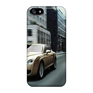 Premium Bentley Continental Gt 2009 Back Cover Snap On Case For Iphone 5/5s