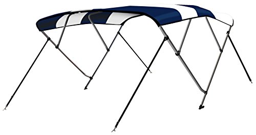Leader Accessories Two Tone Navy Blue 4 Bow 8'L x 54