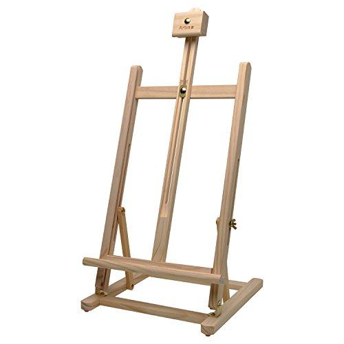 Artina Chevalet de table « Sydney » - En bois de Pin - prêt à l'emploi - Pliable, stable - Dimensions: 30x80x20cm