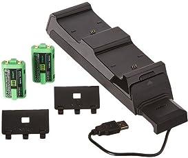 Nyko 86120 Charging system game console part/accessory - Accesorios y piezas de videoconsolas (Negro) - Xbox One