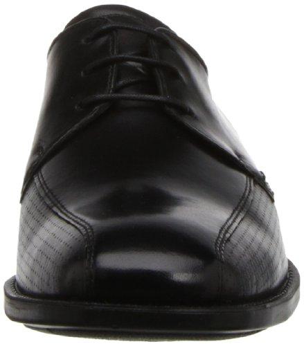 Ecco, Scarpe stringate uomo, Nero (nero), 44