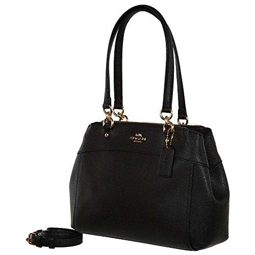 Coach Women's Signature Mini Brooke Carryall Handbag