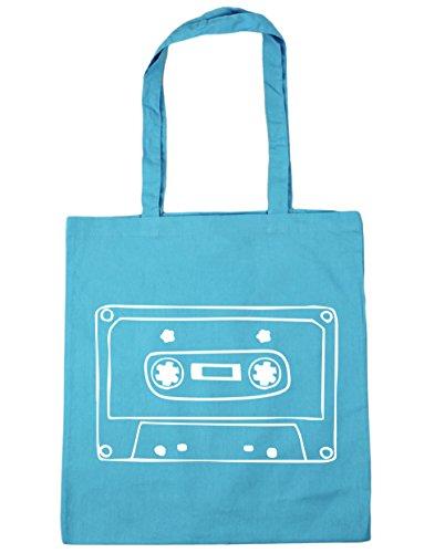 Surf Hippowarehouse Compras Litros Azul Playa Mixtape De De Las Asas Del 42cm X38cm Gym Ilustración 10 De Bolsa De TRwSqAT