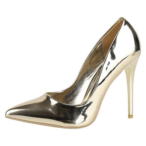 Oro Gold napoli Coupe fermées fashion femme rPPaXq