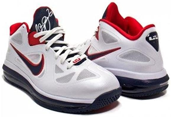 Nike Lebron 9 Low (Olympic-USA Colorway