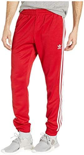 [adidas(アディダス)] メンズパンツ・長ズボン・ジャージ下 SST Track Pants Power Red M [並行輸入品]