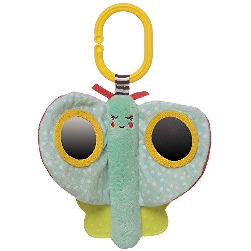 Manhattan Toy Cactus Garden Meadow Bpa-Free Baby Toy with Ba