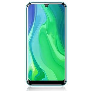 DUODUOGO Power A70N Smartphone Dual 4G LTE Cell Phone Unlocked 32GB ROM+3GB RAM Android 9.0-5.71″ FHD 8MP + 5MP Dual Camera Fingerprint ID 3800mAh Battery (Green, 3GB RAM + 32GB ROM)