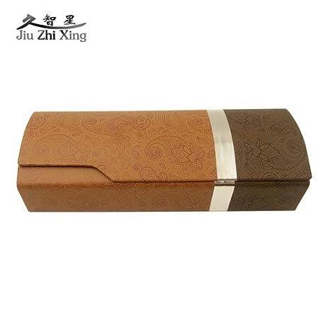 Amazon.com: JIU Zhi XING Caja de gafas de seguridad para ...