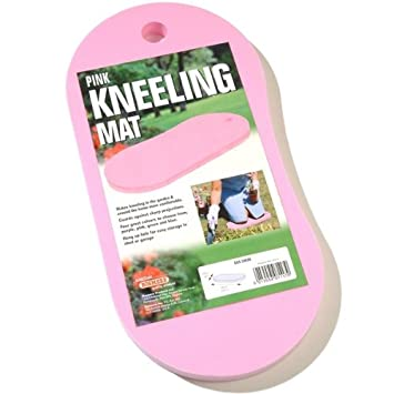 Bosmere G117 Garden Kneeling Mat Pink Amazoncouk Garden
