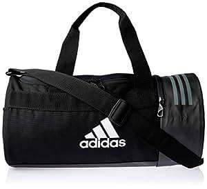 Amazon.com: adidas Convertible 3 rayas bolsa deportiva Extra ...