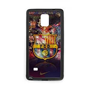 SamSung Galaxy Note4 cell phone cases Black Barcelona fashion phone cases UIWE601345