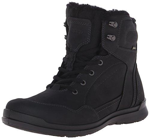 ECCO Men's Howell Boot, Black, 42 EU/8-8.5 M US (Boots Kids Ecco)