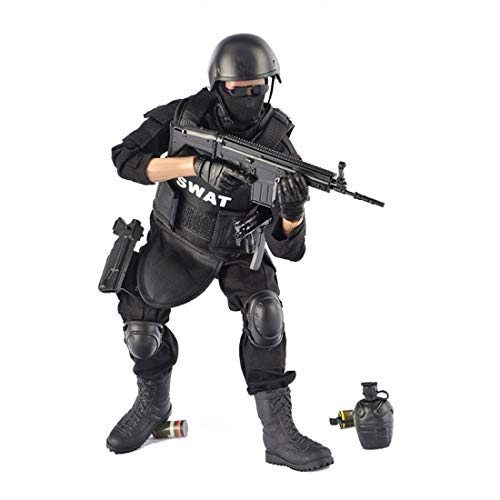Haoun 1/6 Scale 12Inch Special Forces Action Figure, used for sale  Delivered anywhere in USA
