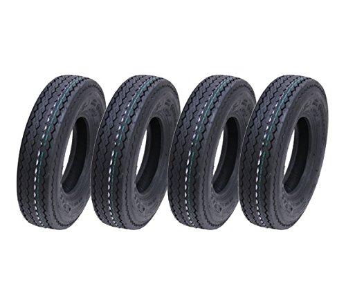 4 - 4.80 / 4.00-8 4ply Wanda Anhänger Reifen 272kg 400x8 Reifen