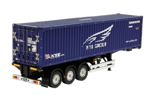 Tamiya Truck-Scale 1: 14RC 40ft Container Trailer NYK from Tamiya