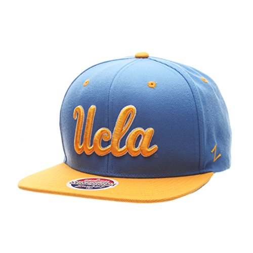Zephyr NCAA UCLA Bruins Men's Z11 Snapback Hat, Adjustable Size, Team Color ()