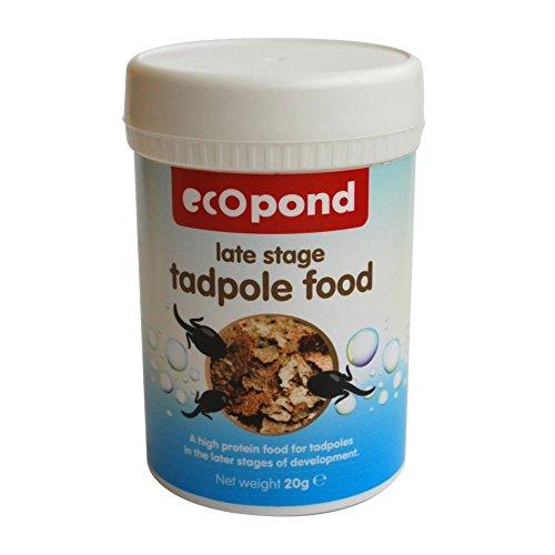 Ecopond Tadpole Food - 20g - AHLS20