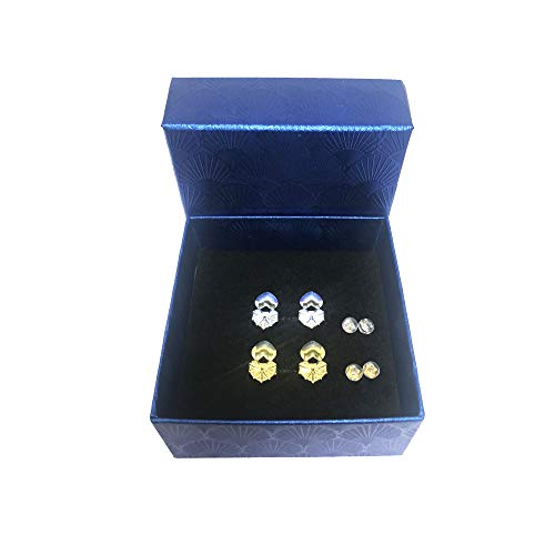 ea67eb9f2 Premium Magic Earring Lifters & Earring Backs -2 Pairs Secure  Hypoallergenic Earring Lifts Backs –