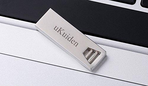 uKuiden Memory Stick 4 GB USB 2.0 Flash Drives USB Memory Stick Thumb Drive Pen Drive us-806-4 by uKuiden (Image #4)
