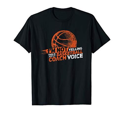 Funny Basketball Coach Shirt | Coaches Tshirt Gift Idea