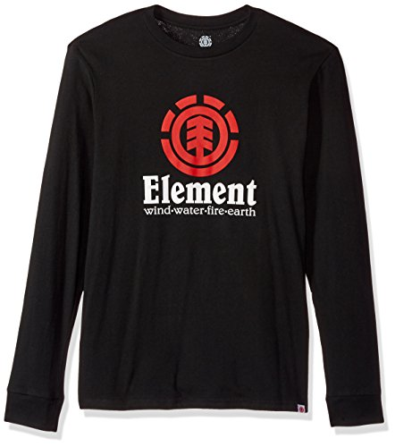 Element Vertical SS Boy Tees Ni/ños