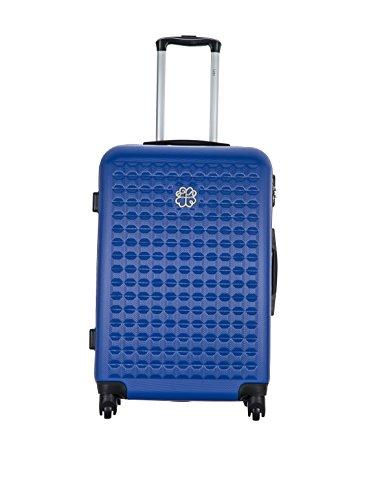 LES P'TITES BOMBES Trolley rígido Anouk Azul 70 cm
