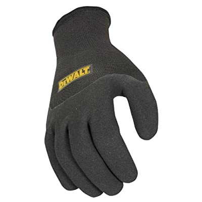 Dewalt DPG737M Thermal Insulated Grip Glove 2 In 1 Design, Medium