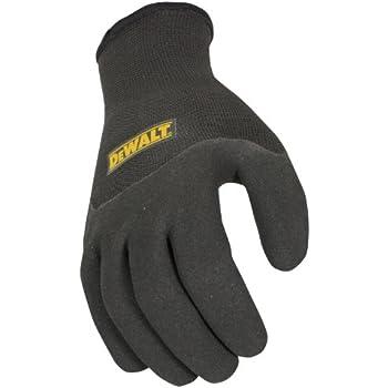Dewalt DPG737L Thermal Insulated Grip Glove 2 In 1 Design, Large