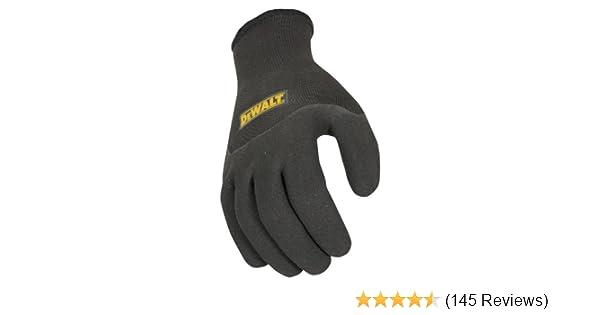 Medium Dewalt DPG737M Thermal Insulated Grip Glove 2 In 1 Design