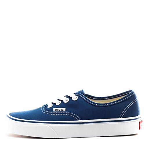 VANS Unisex Authentic Navy Canvas VN000EE3NVY Mens 8.5, Womens 10