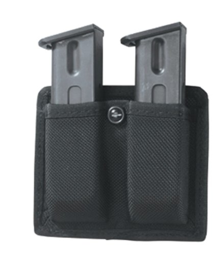 Gould & Goodrich X617-3 Double Magazine Pouch (Black)