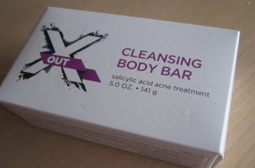 X Out Reviews >> X Out Proactiv Cleansing Body Bar Soap Xout Acne Treatment