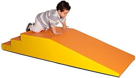kidunivers – Escalera rampa Large de espuma para niños de 18 meses a 3 años: Amazon.es: Bebé
